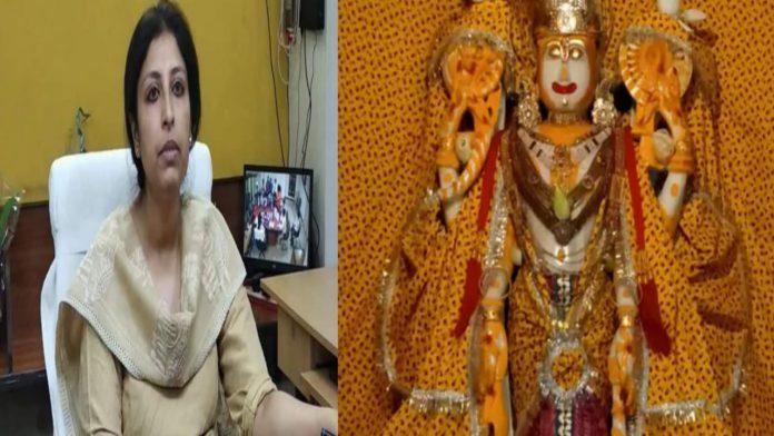 कोरोना की तीसरी लहर के मद्देनजर श्री कल्याण जी मंदिर दर्शन भक्तों के लिए बन्द