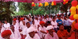 MLA Chaudhary's birthday was celebrated in Todarai Singh