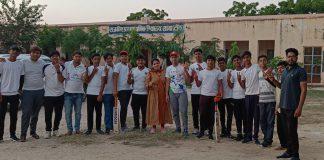 लावा में क्रिकेट प्रतियोगिता मे आज हॉलिस्टिक टीम रही विजेता